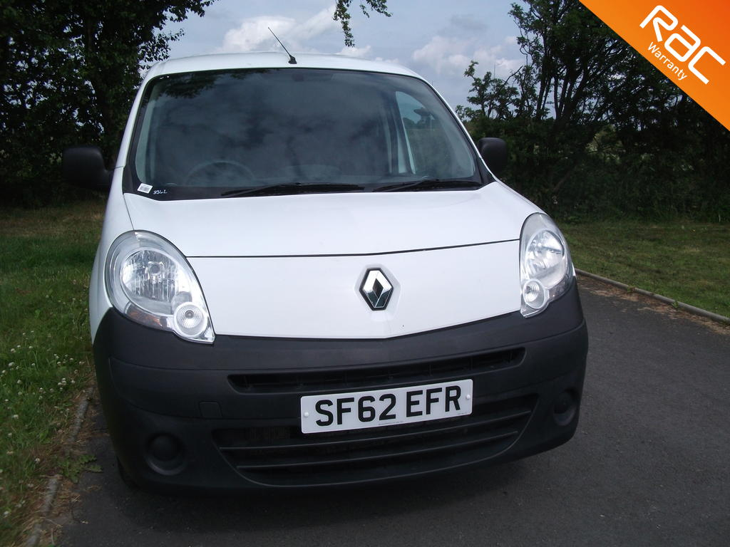 RENAULT KANGOO 1.5 ML19 DEBUT DCI