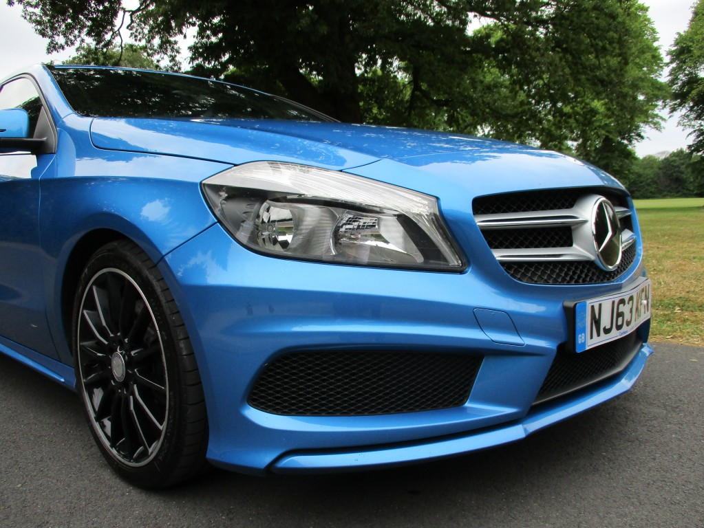 MERCEDES-BENZ A-CLASS 2.1 A220 CDI BLUEEFFICIENCY AMG SPORT 5DR AUTOMATIC