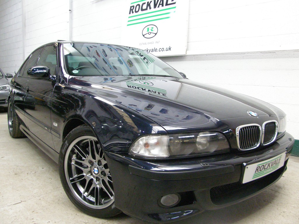 BMW 5 SERIES 5.0 M5 4DR