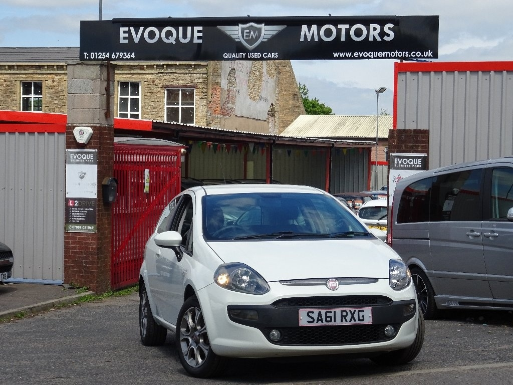FIAT PUNTO EVO 1 4 GP 3DR For Sale in Blackburn - Evoque Motors