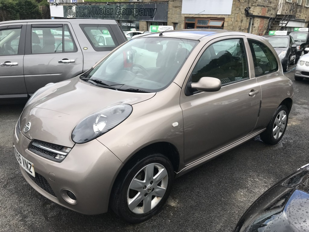 NISSAN MICRA 1.2 ACTIV LIMITED EDITION 3DR