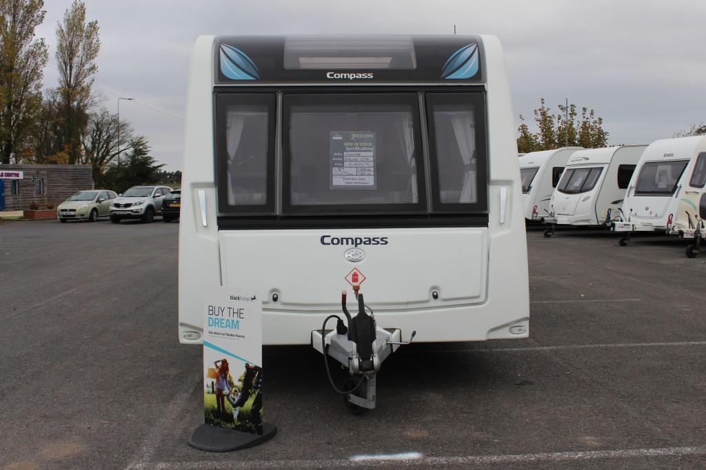 COMPASS Rallye 574