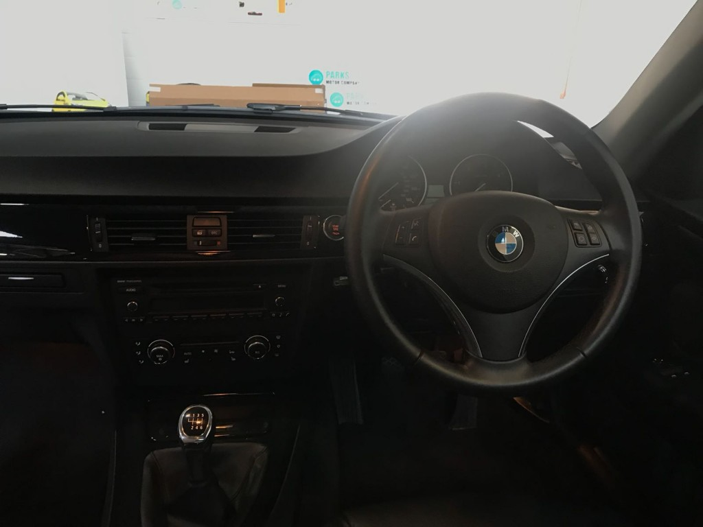 BMW 3 SERIES 3.0 330D SE 2DR