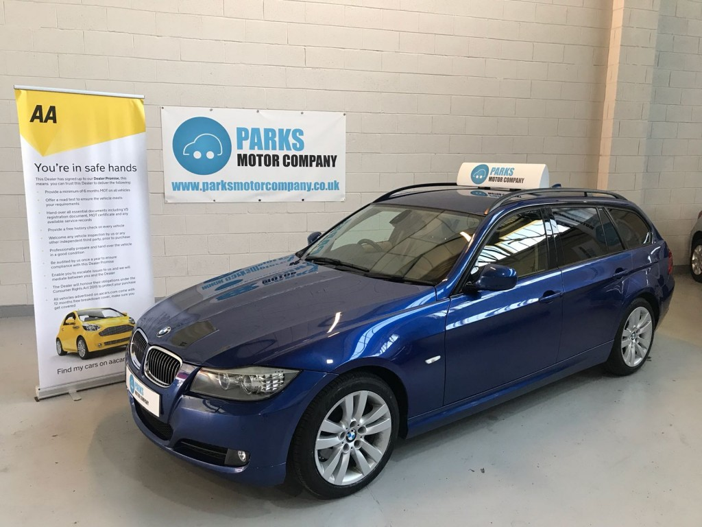 BMW 3 SERIES 3.0 330I SE TOURING 5DR AUTOMATIC For Sale in Wirral ...