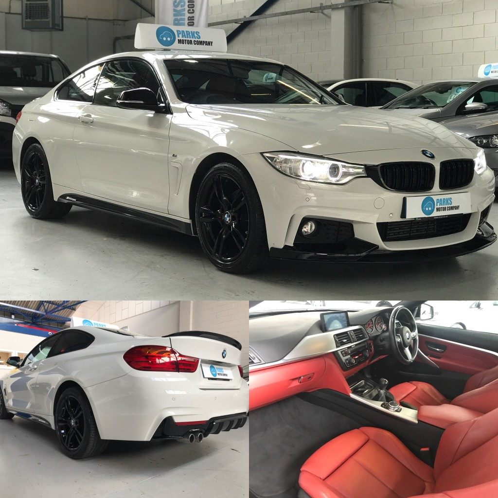Bmw 4 Series 2 0 420d M Sport 2dr For Sale In Wirral Parks Motor