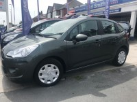 CITROEN C3 1.4 E-HDI EGS AIRDREAM VTR PLUS 5DR SEMI AUTOMATIC