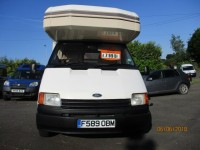 FORD TRANSIT AUTOSLEEPER  LEGEND