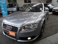 AUDI A4 2.0 TDI S LINE CONVERTIBLE FINAL EDITION 2DR AUTO SAT NAV SOFT LEATHER MATT ALLOYS AA APPROVED