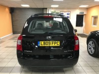 KIA CARENS 2.0 GS CRDI 5DR AUTOMATIC