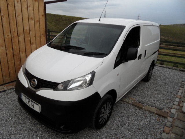674006efea used nissan nv200 - Used Cars in Ammanford