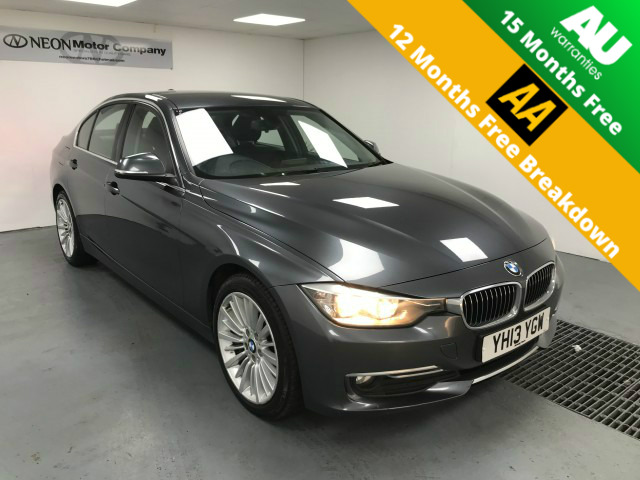 Used BMW 3 SERIES 2.0 320D LUXURY 4DR in West Yorkshire