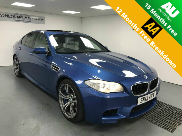 Used BMW 5 SERIES 4.4 M5 4DR AUTOMATIC in West Yorkshire