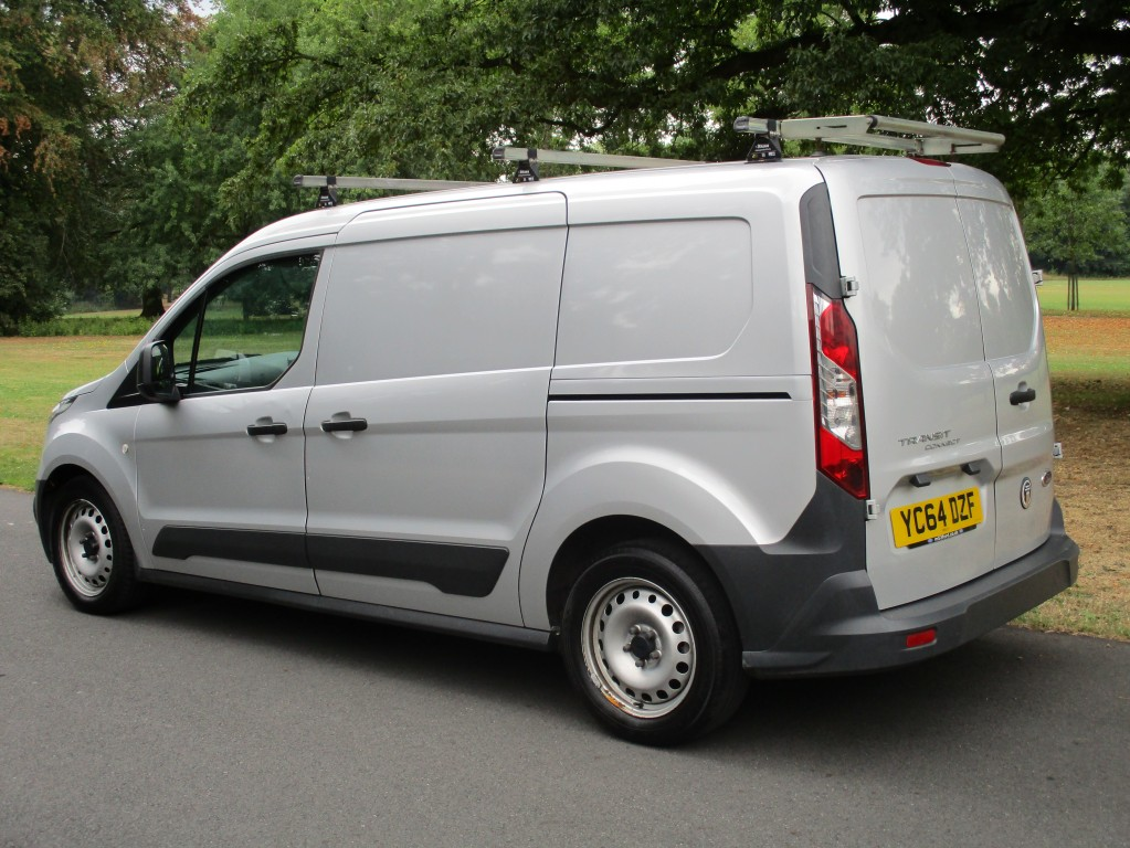 FORD TRANSIT CONNECT 1.6 210 P/V