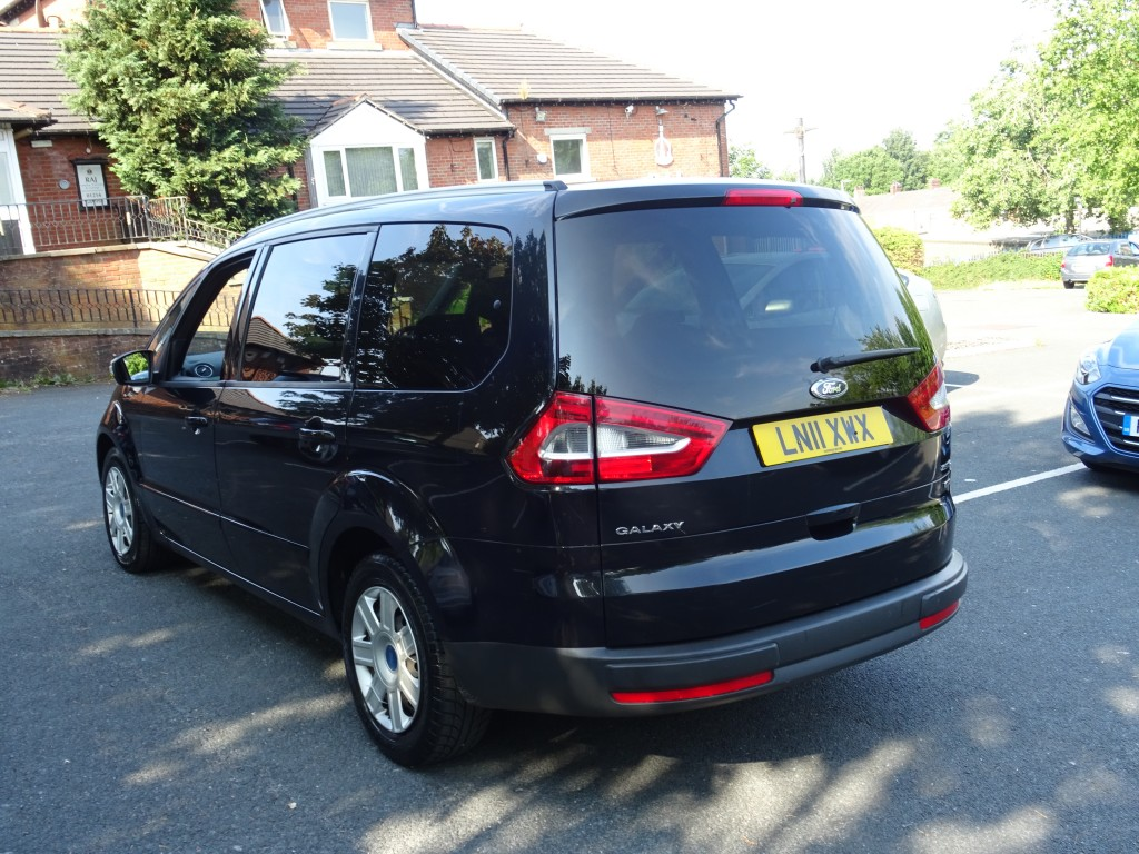 FORD GALAXY 2.0 ZETEC TDCI 5DR SEMI AUTOMATIC