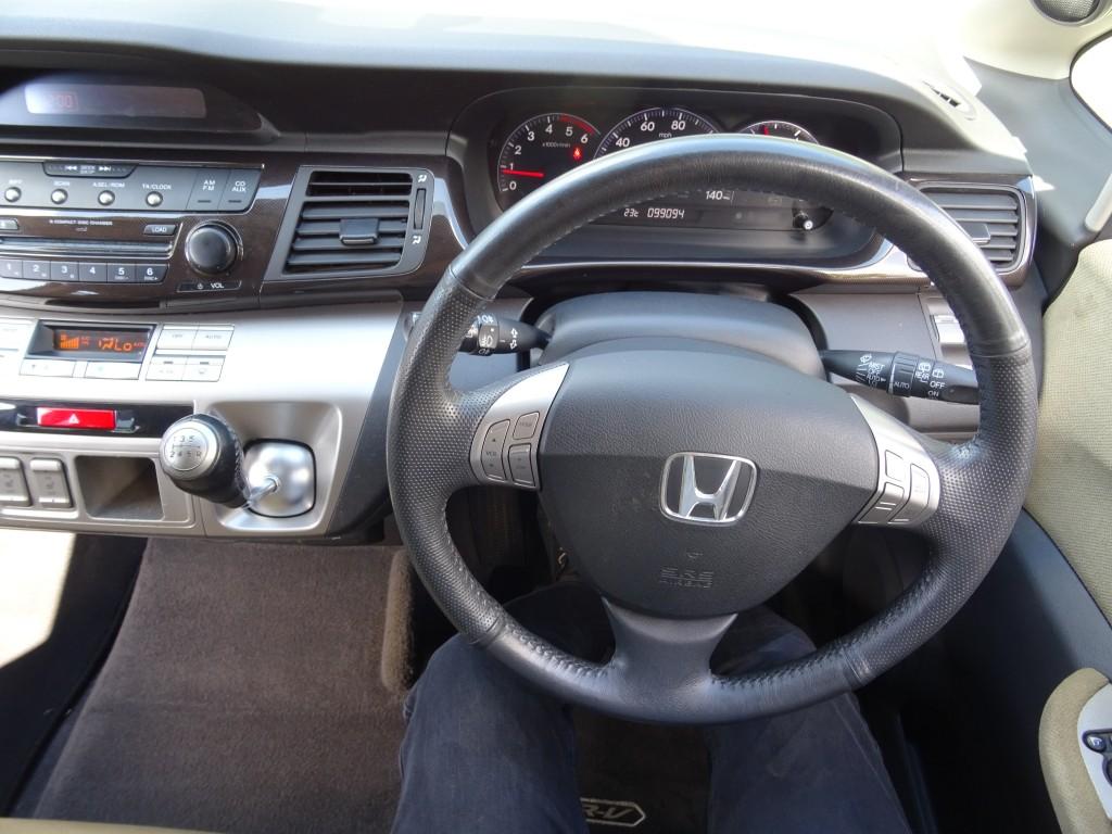 HONDA FR-V 2.2 I-CTDI EX 5DR