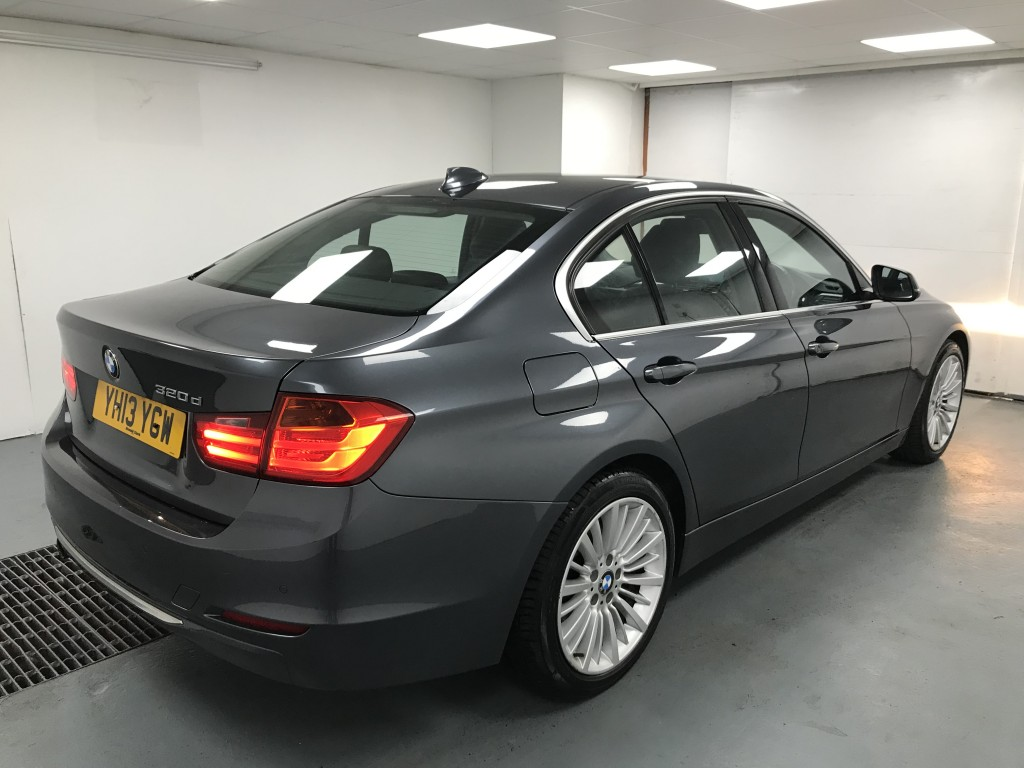 BMW 3 SERIES 2.0 320D LUXURY 4DR