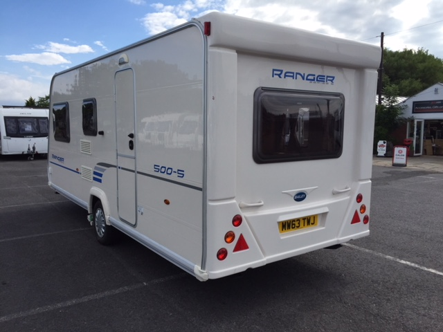 BAILEY RANGER SERIES 6 500-5