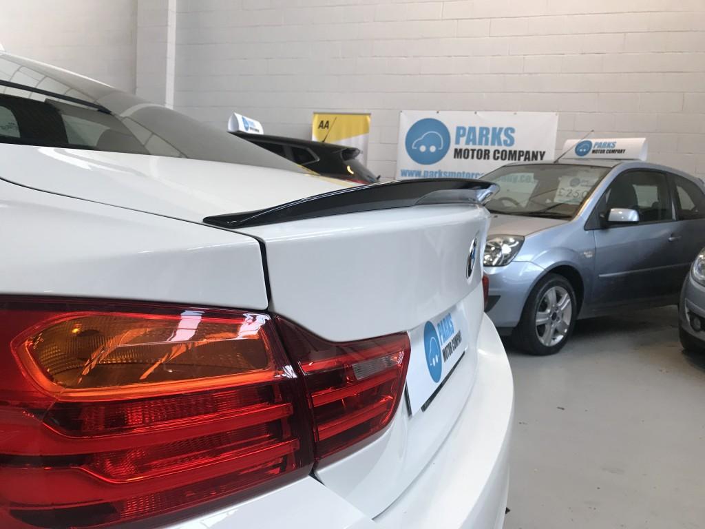 BMW 4 SERIES 2.0 420D M SPORT 2DR