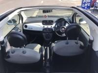 FIAT 500 1.2 C LOUNGE 3DR