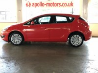 VAUXHALL ASTRA 1.4 EXCITE 5DR