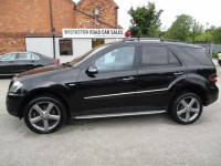 MERCEDES-BENZ M-CLASS 3.0 ML280 CDI EDITION 10 5DR AUTOMATIC