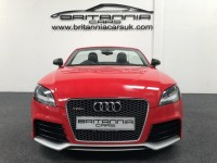 AUDI TT 2.5 RS PLUS TFSI QUATTRO 2DR SEMI AUTOMATIC