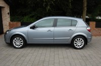 VAUXHALL ASTRA 1.6 DESIGN 16V TWINPORT 5DR