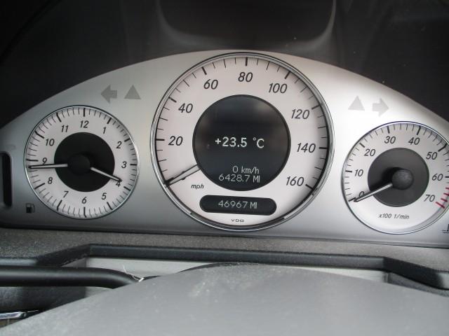 MERCEDES-BENZ E-CLASS 1.8 E200 KOMPRESSOR AVANTGARDE 4DR AUTOMATIC