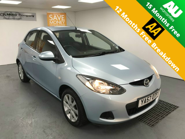 Used MAZDA 2 1.3 TS2 5DR in West Yorkshire