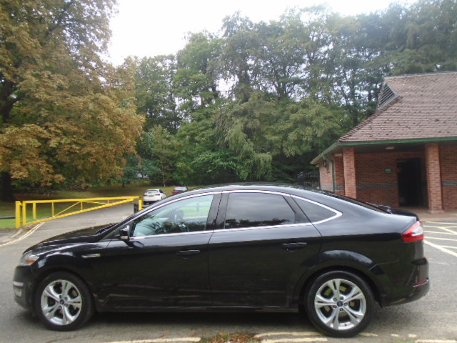 FORD MONDEO 2.0 TITANIUM X BUSINESS EDITION TDCI 5DR