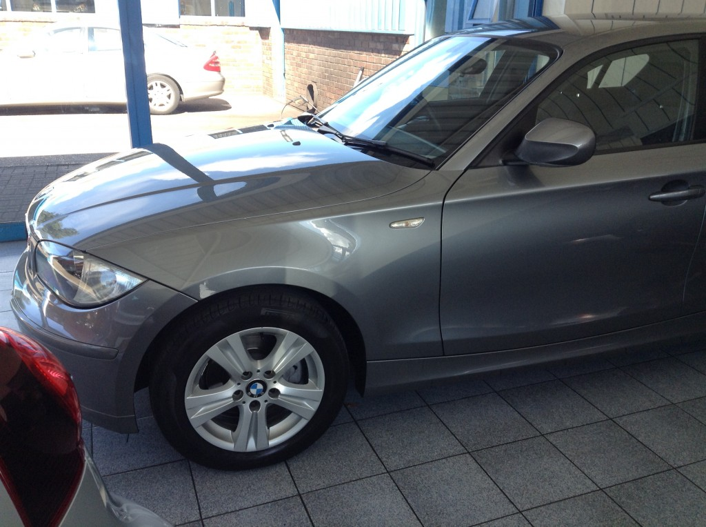 BMW 1 SERIES 2.0 118D SE 5DR