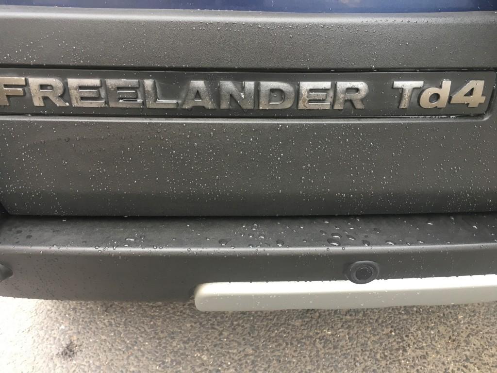 LAND ROVER FREELANDER 2.0 TD4 SE STATION WAGON 5DR