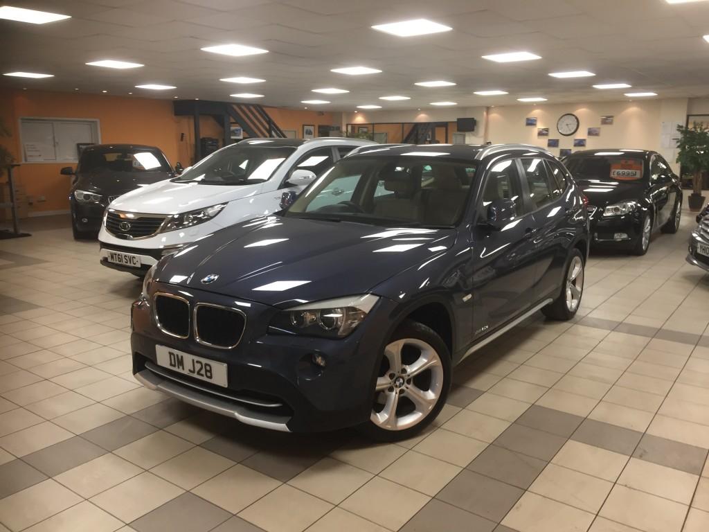BMW X1 2.0 XDRIVE20D SE 5DR AUTOMATIC