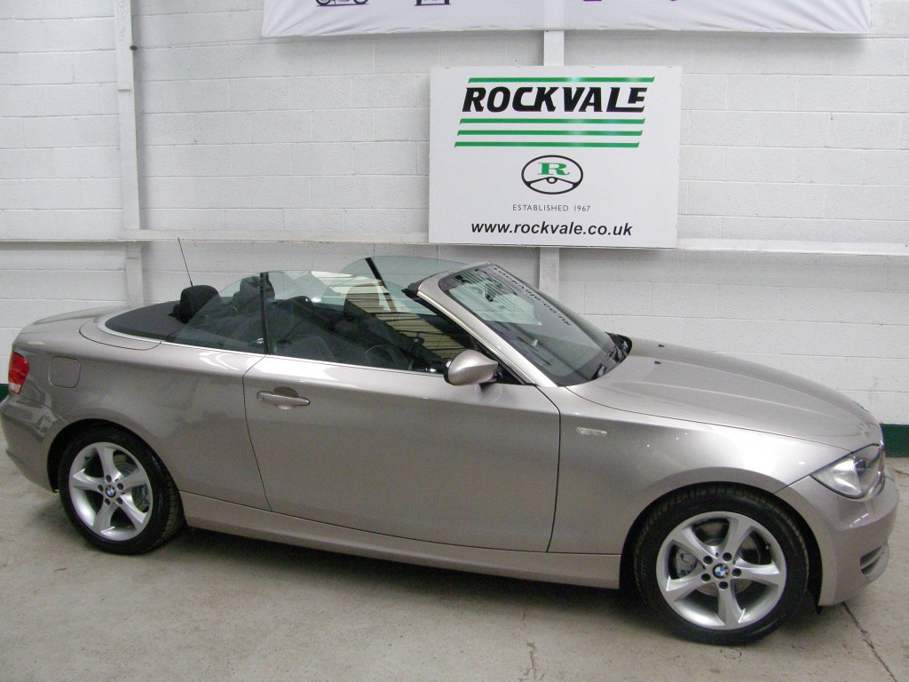 BMW 1 SERIES 3.0 125I SE 2DR AUTOMATIC