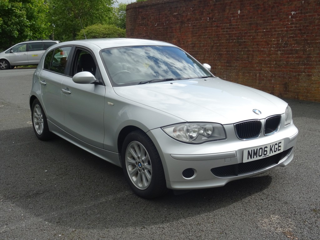 BMW 1 SERIES 1.6 116I ES 5DR