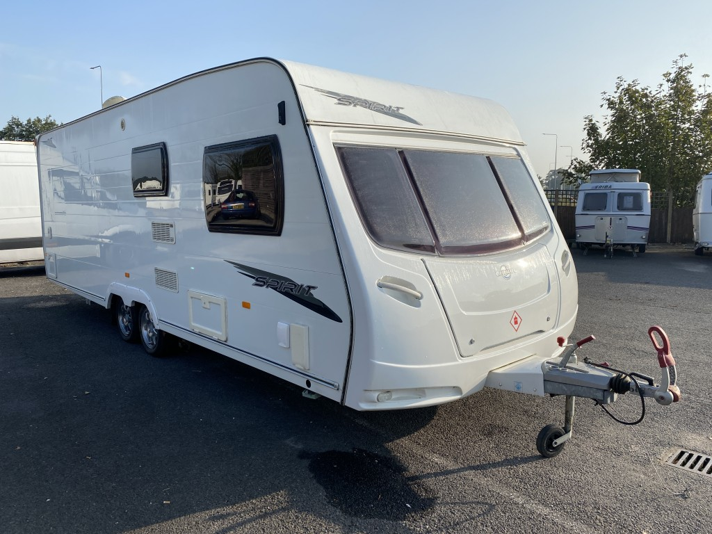 LUNAR Spirit Twin Axle
