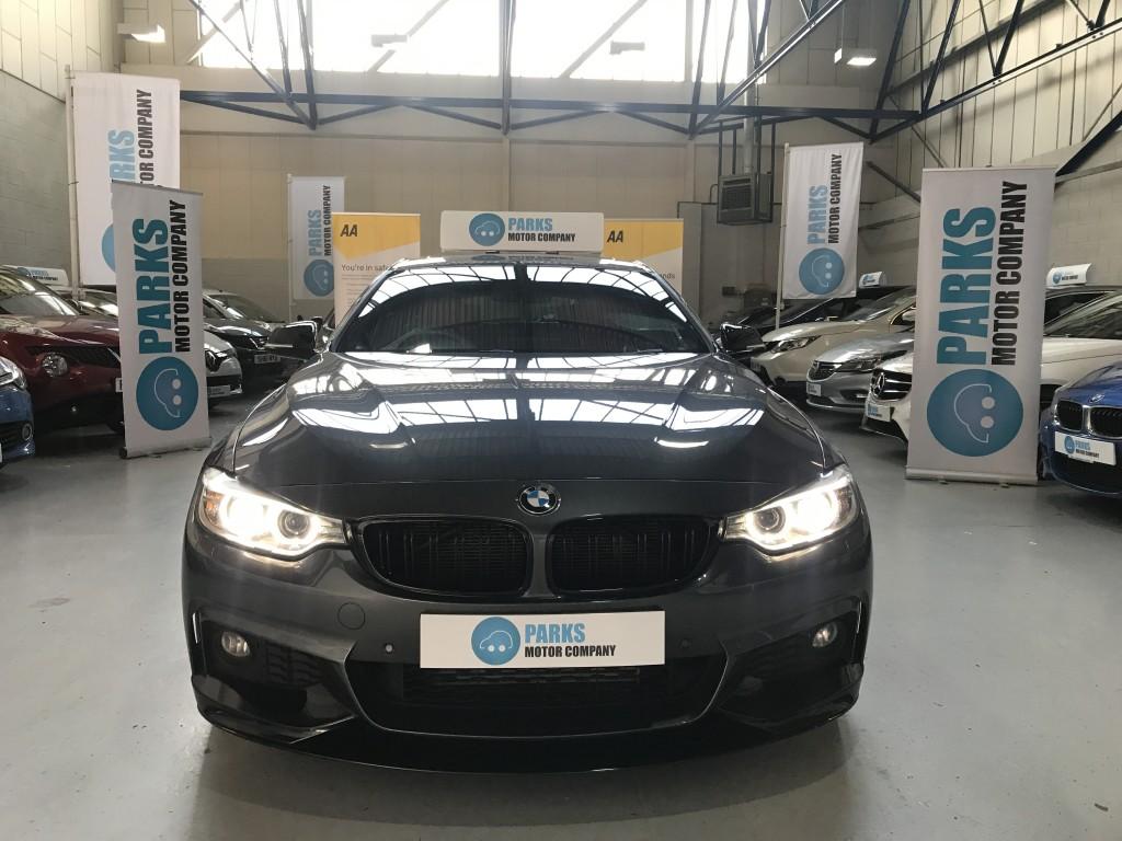 BMW 4 SERIES 3.0 430D M SPORT GRAN COUPE 4DR AUTOMATIC