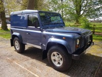 LAND ROVER DEFENDER 2.5 90 TD5 COUNTY HARD TOP