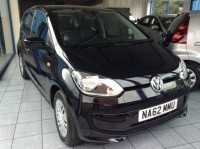 VOLKSWAGEN UP 1.0 MOVE UP 5DR