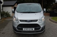 FORD TRANSIT CUSTOM 2.0 290 LIMITED HR P/V