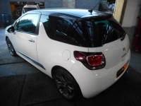 CITROEN DS3 DIESEL 1.6 HDI D STYLE PLUS HATCH CLIMATE CONTROL ALLOYS GREY MIRROR CAPS AA APPROVED FREE TAX