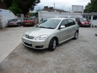 TOYOTA COROLLA 1.4 T3 COLOUR COLLECTION VVT-I 5DR