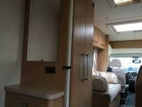 ELDDIS Majestic 164 Fixed bed Low miles 15 months warranty
