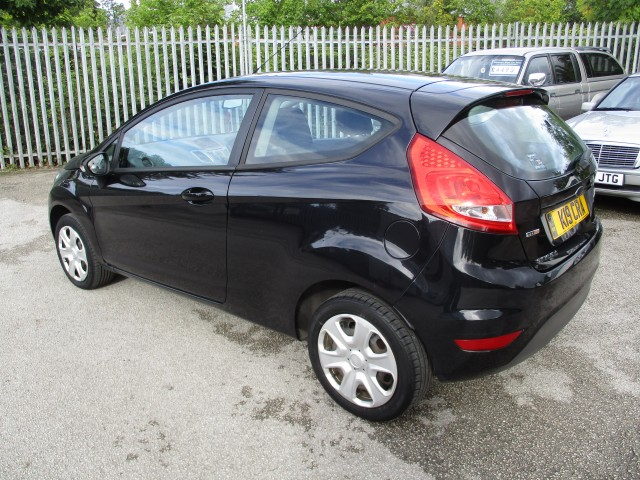 FORD FIESTA 1.4 STYLE PLUS TDCI 3DR