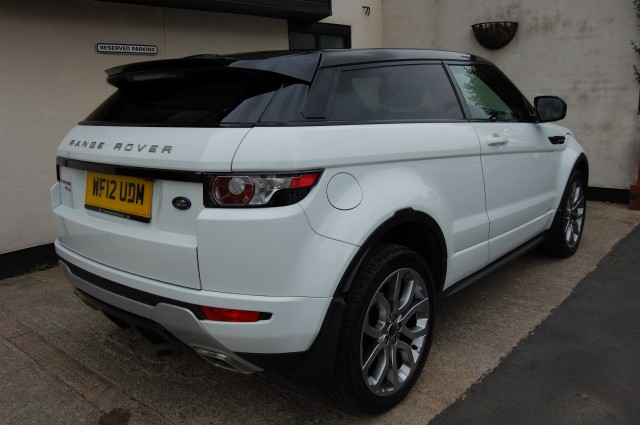 LAND ROVER RANGE ROVER EVOQUE 2.2 SD4 DYNAMIC 3DR
