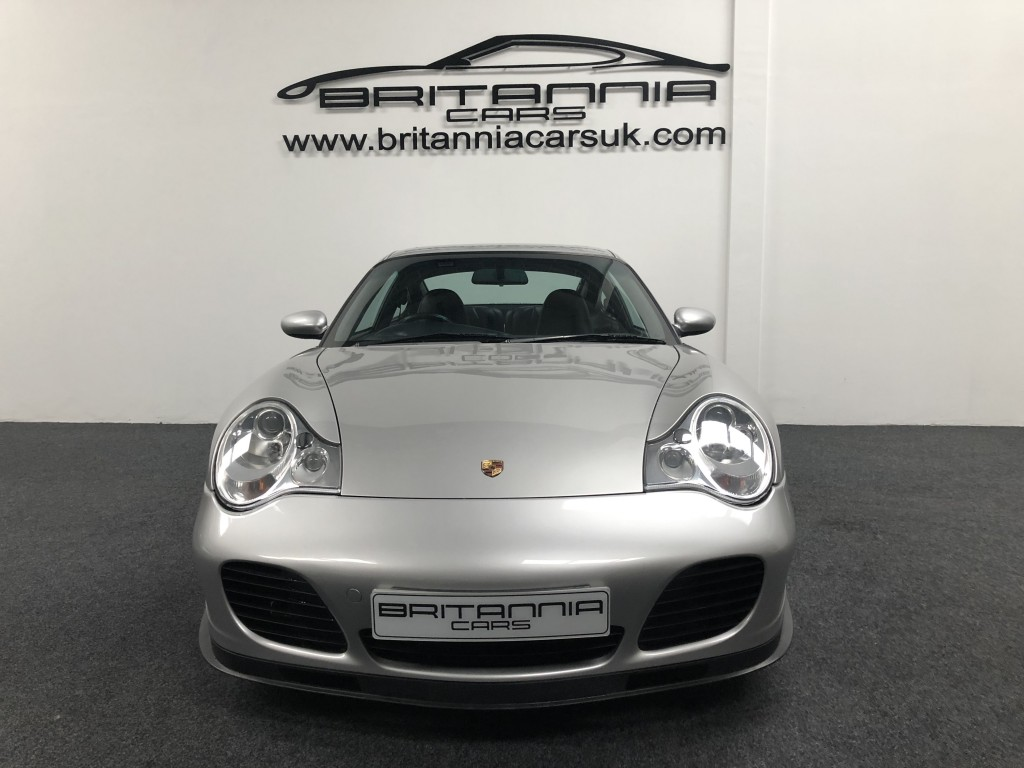 PORSCHE 911 3.6 996 Turbo AWD 2dr Tiptronic