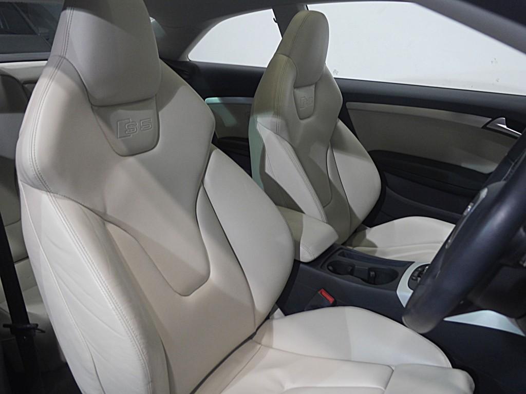 AUDI A5 4.2 S5 FSI QUATTRO 3DR SEMI AUTOMATIC
