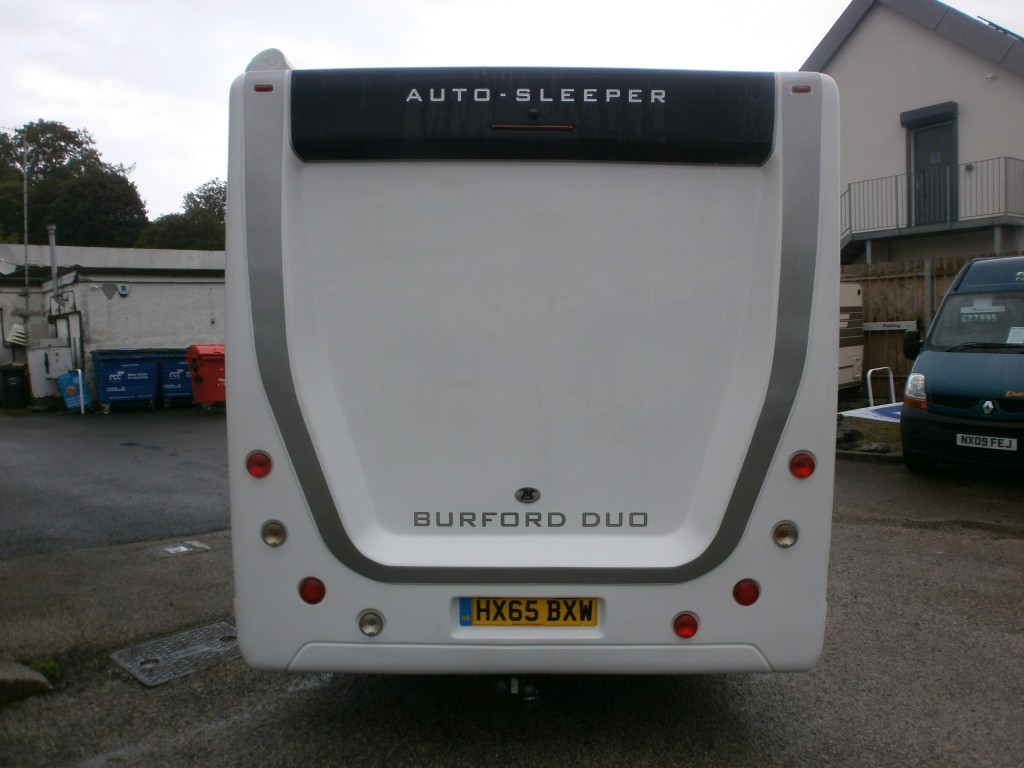 AUTO-SLEEPER Burford Duo (Automatic)