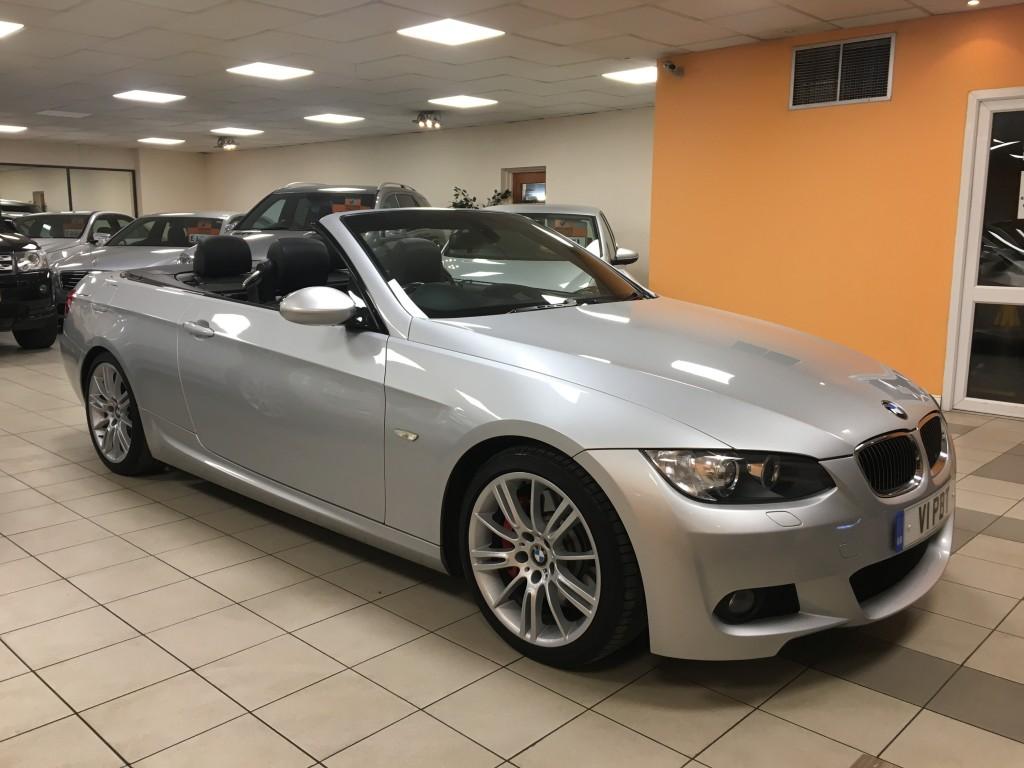 BMW 3 SERIES 3.0 330D M SPORT 2DR AUTOMATIC