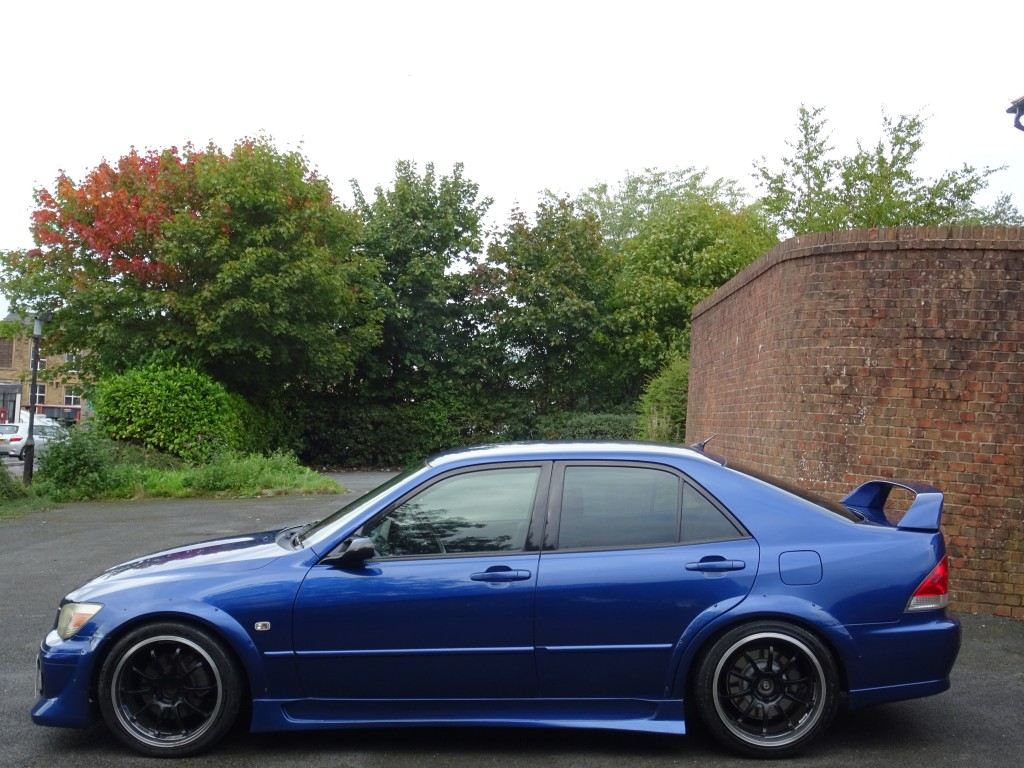 TOYOTA ALTEZZA RS200 BEAMS TURBO 2 0 BEAMS YAMAHA For Sale